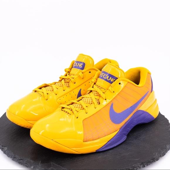 Nike Hyperdunk Low Kobe Snake Pool Sz 3